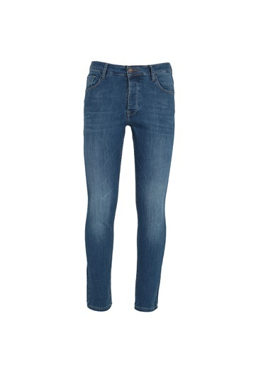 Five Pocket Jean Pantolon Renkli
